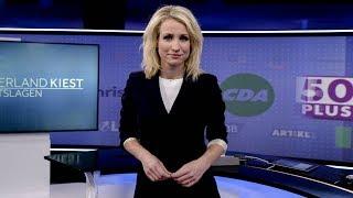 Bekijk laatste NOS Journaal met emotionele Dionne Stax