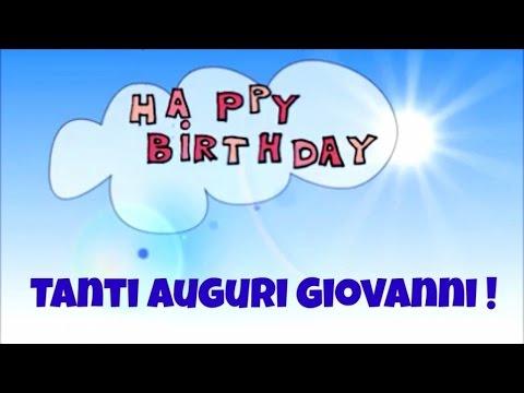 The Tibbs Tanti Auguri Giovanni Youtube