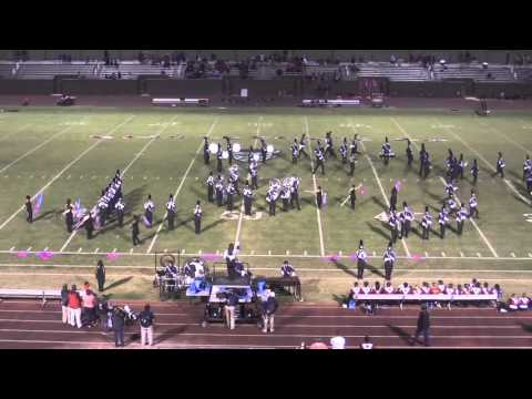 Statesboro High School Marching Band - October 30, 2015
