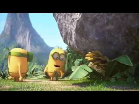 Juan Alcaraz - Minions Bounce (Original Mix) Video Edit Miguel Arteaga