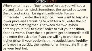 Options Trading for Dummies | How to Buy An Option