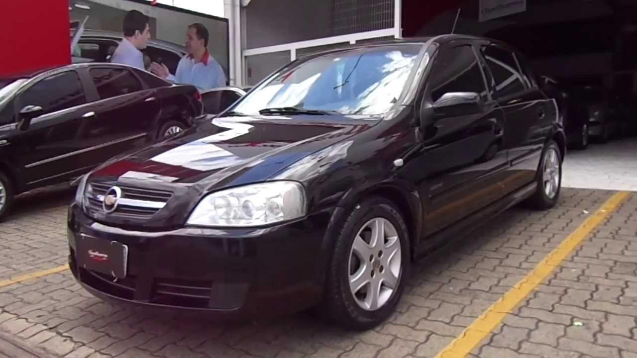 Chevrolet Astra Advantage 2 0 8v Automatico Flexpower 4p 2009