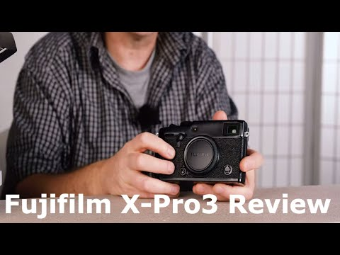Fujifilm X-Pro3 Review + Unboxing (4k)   Produktvorstellung 3   Hausamann TV