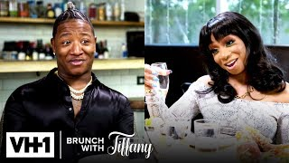 Yung Joc on Scared Famous, Kendra & His Tattoo (S3 E1) | Brunch With Tiffany