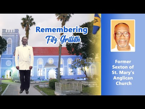Funeral Service  Of FITZ GRIFFITH