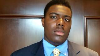 Georgia OT commit Andrew Thomas gives the latest on his recruitment