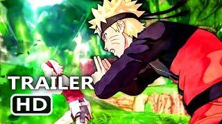 PS4 - Naruto to Boruto: Shinobi Striker Gameplay Trailer (2018)