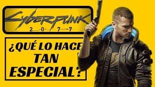 ¿Por qué Cyberpunk 2077 es un Juego Tan Esperado?
