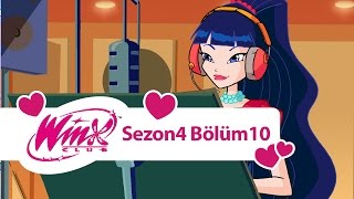 Winx Club - 4. Sezon 10. Bölüm  - Miusa'nın Şarkısı [TAM BÖLÜM]