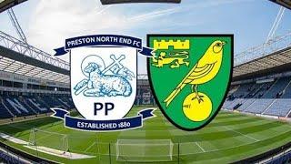 Прогноз на матч Чемпионата Англии Престон - Норвич смотреть онлайн бесплатно 02.04.2021