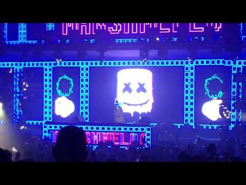 Marshmello Live in Manila