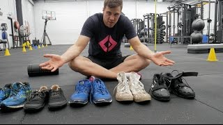 Gym Shoes: Find The Shoe That Is Best For Your Training Style