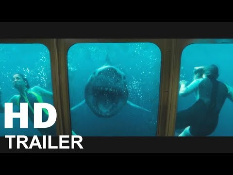 47 METERS DOWN 2 UNCAGED Official Final Trailer 2019 Movie (HD)
