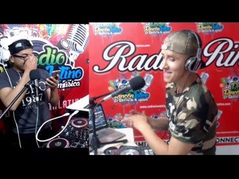 Emisión en directo de Radio Rincón Latino