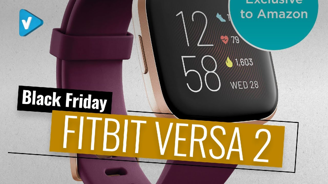 The Fitbit Versa 2 is at its lowest price ever for Cyber Monday