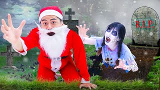 IF ZOMBIE WAS YOUR FRIEND FUNNY AND AWKWARD SITUATIONS  6 CRAZY CHRISTMAS CRAFTS AND HOLIDAY FOOD