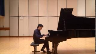 Rachmaninoff Piano Sonata No. 2 in B-flat minor, Op. 36 (1931), I. Allegro agitato