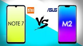 Xiaomi Note 7 Vs Asus max pro M2 - Kisme kitna hai dum ??