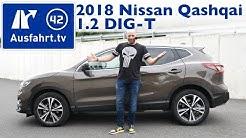 2018 Nissan Qashqai 1.2 DIG-T N-Connecta 4x2 - Kaufberatung, Test, Review