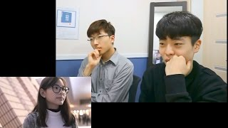 Korean men react [Room39 - เป็นทุกอย่าง]