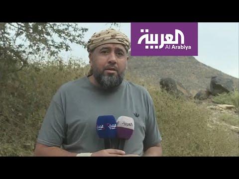 العربية ترافق الجيش اليمني في باقم  - نشر قبل 2 ساعة