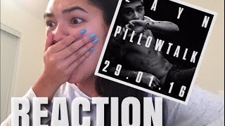 Baixar - Reaction To Pillow Talk Music Video By Zayn Malik Virtuallykobe Grátis
