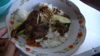 Jakarta Street Food 433 Madura Spicy Duck Bebek Pedas Madura  Br Tivi 3268 7