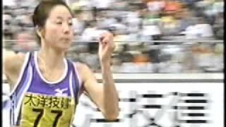 日本新記録 1m96.