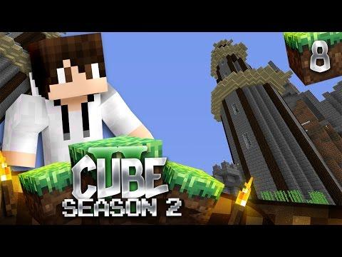 Minecraft Cube SMP S2: E8 - Leap of Faith!