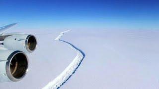 Akhir Dunia Semakin Dekat! Lihat Apa yang Telah Terjadi di Antartika! Mengerikan!