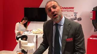Maguire+Syncro - WIRE 2018 - Messe Dusseldorf
