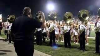 Supa Sousa Swag: Lassiter Band 2015-16
