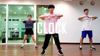 [Dance] E-Sens - Uhr Hiphop-Dance-Choreo durch. Erstellen-J