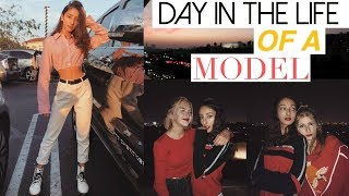 Day in the Life of a Model | Nil Sani