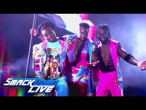 Negativity won't stop The New Day: SmackDown LIVE, May 16, 2017