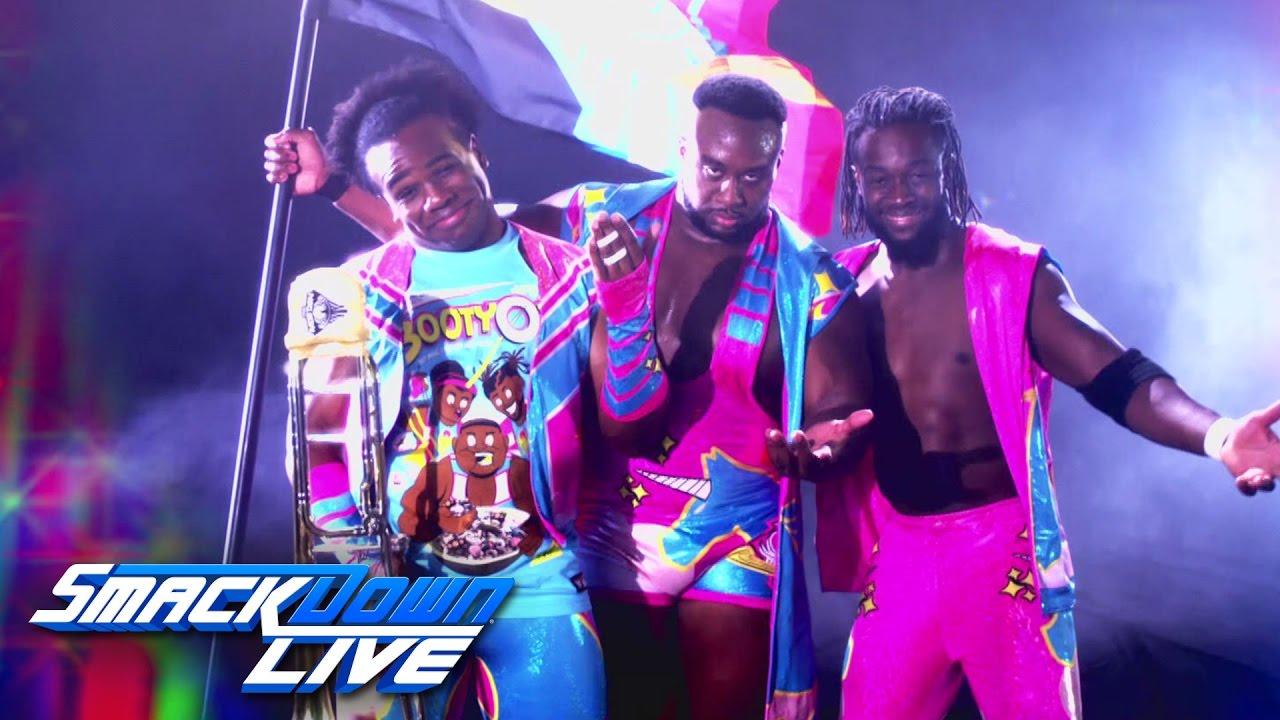 Spoiler para este martes en WWE Smackdown Live