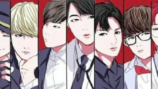 Gambar cover BTS - Blood Sweat & Tears ( Japanese nightcore version )