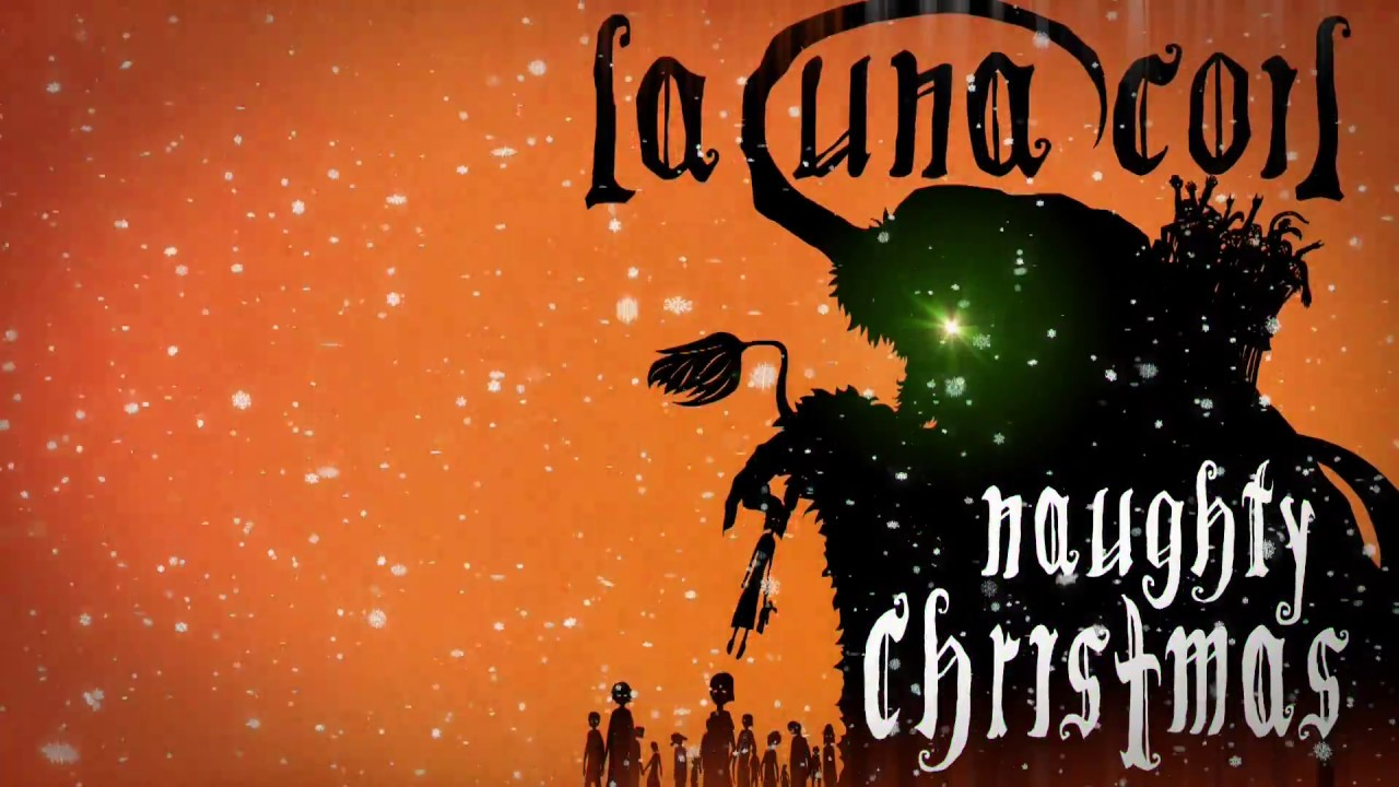 LACUNA COIL - Naughty Christmas (Lyric Video) - YouTube