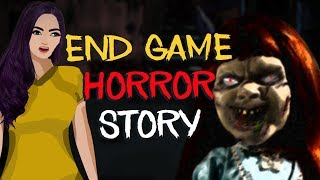 Horror Movie Story | | End Game Part 2 Horror Stories Animated || Scary Stories in Hindi