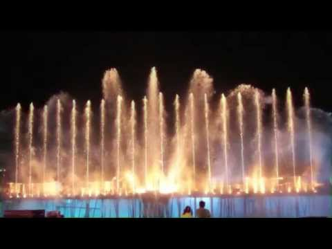 Songs of the Sea Full Show in Sentosa Singapore