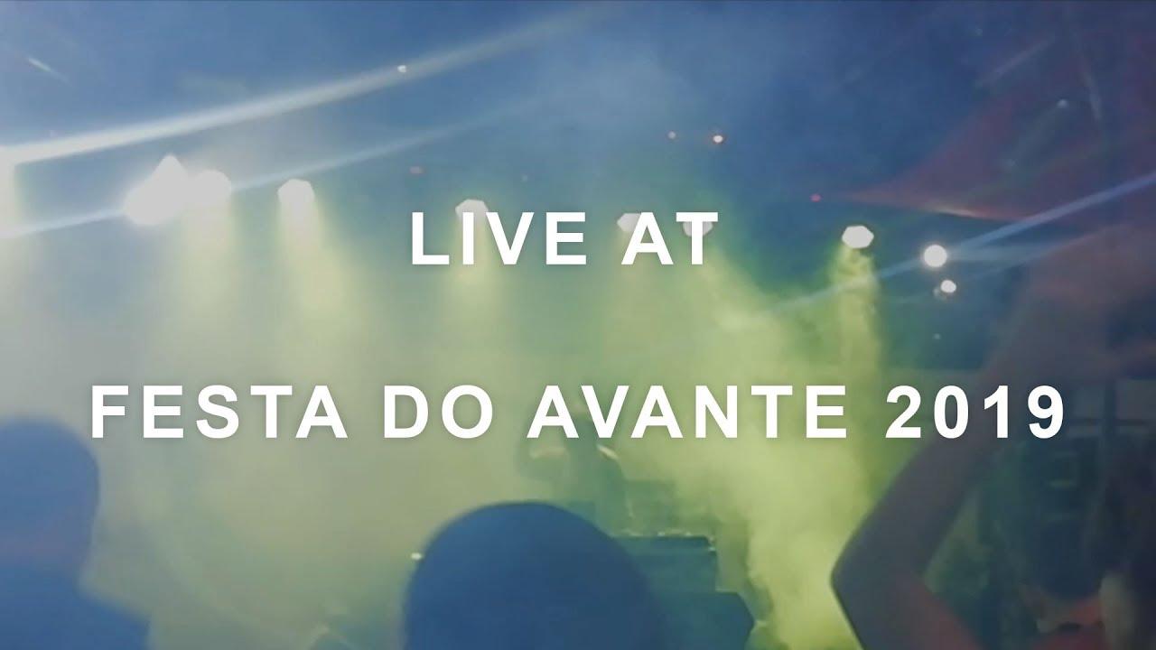 TSAS live at Festa do Avante 2019