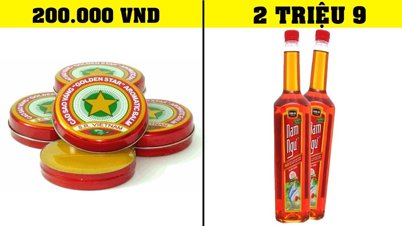 12 Thứ Cực Đắt Ở Nước Ngoài Nhưng Lại Rẻ Như Cho Không Ở Việt Nam | Top 10 Huyền Bí