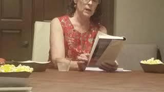 Book reading, Palm Coast, FL