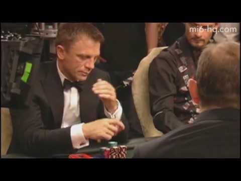 Casino Royale Behind The Scenes : Poker Begins