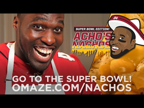 Win a trip to Super Bowl XLIX with Sam Acho
