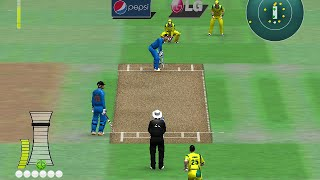 EA cricket 2015 india vs australia MATCH