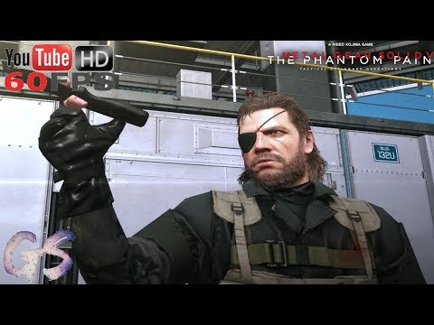 The Man Who Sold The World MOD I Metal Gear Solid V: The Phantom Pain