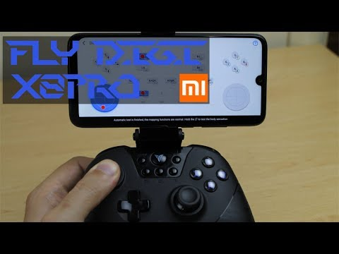 FlyDigi X8 Pro — геймппад на все случаи жизни [ Xiaomi ]