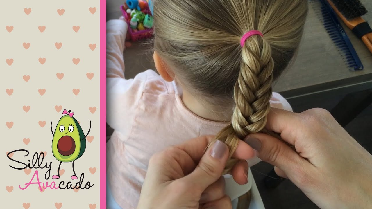 Braids 5 Easy Back To School Braid Hairstyles for Toddler Girls