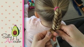 Braids - 5 Easy Back-To-School Braid Hairstyles for Toddler Girls! How To Braid Hair/Princess Braid